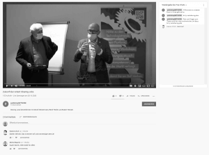 Screenshot Youtube Livestream
